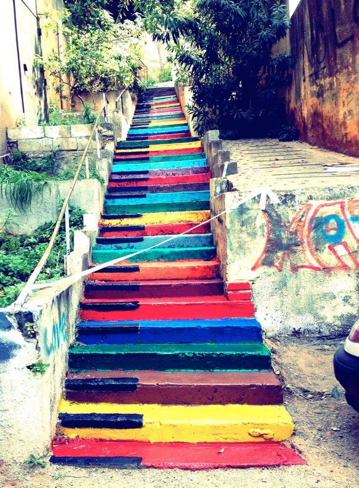 17обворожительных лестниц совсего мира