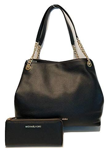 0a119294013f MICHAEL Michael Kors Jet Set Item Large Chain Shoulder Tote bundled with Michael  Kors Jet Set Travel LG 3/4 Zip Wallet in 2019 | beauty fashion and style ...