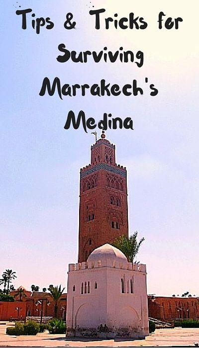 surviving marrakech #marrakech #morocco #guide