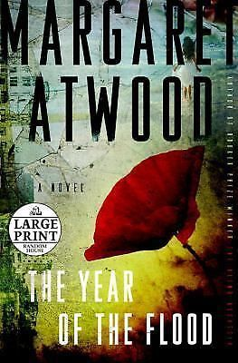 The Year of the Flood (Random House Large Print) Margaret Atwood