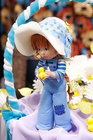 .boneca lembra as do amor perfeito