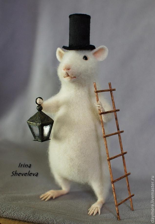 Мастер-класс по созданию миниатюрных лапок - Ярмарка Мастеров - ручная работа, handmade