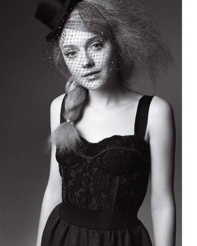 DAKOTA FANNING MARIE CLAIRE PHOTOS | Dakota Fanning: Marie Claire August 2010 - Actresses Photo (13896203 ...