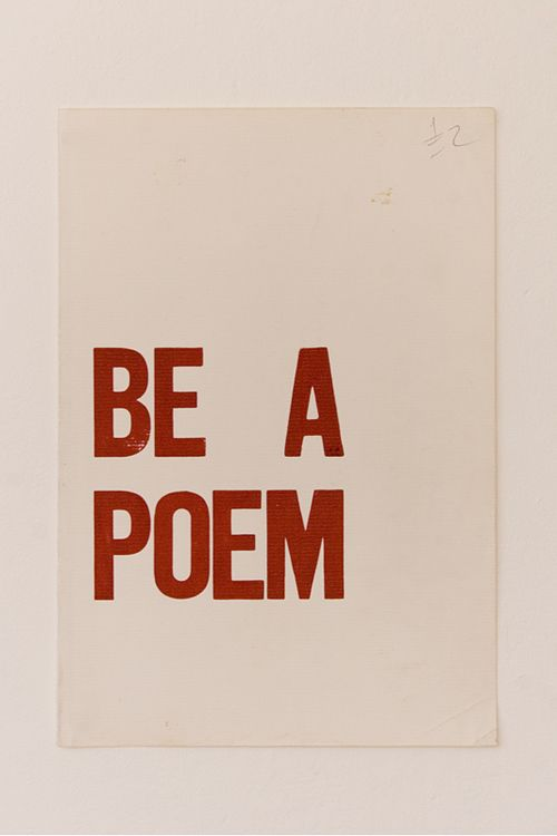 hirundinem: Adam Burton, Broadsides, 2007. - The bankrupt heart is free | via Tumblr