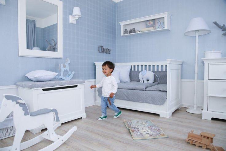 Caramella.pl zmienia łóżeczko w prawdziwe łóżko, z którego bardzo łatwo wyjść a zwykłą skrzynię w miejsce do chowania niezwykłych skarbów z wypraw.