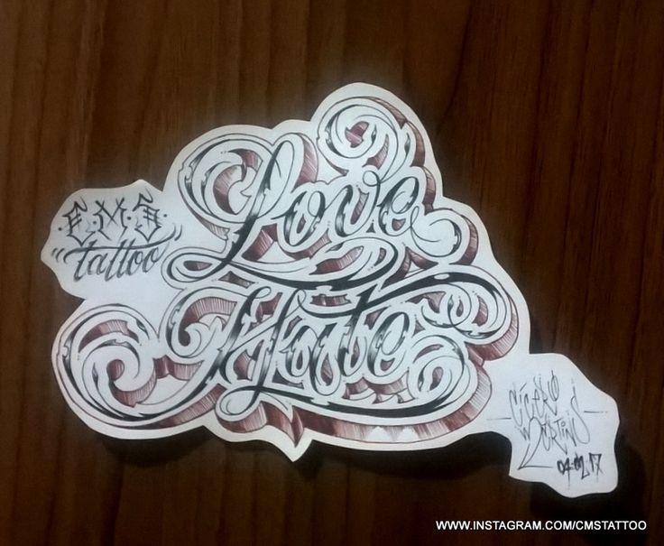 Lettering (Love & Hate) by Cícero Martins @cmstattoo 🎨 A prática leva a perfeição. Tem muito chão pela frente. Então, bora rabiscar para não ficar enferrujado.  https://www.facebook.com/cmstattoo77  #lettering #inkstagram #tattoo2me #letteringinsoul #sketch #inkmaster #inktattoo #inksanustattoo #cmstattoo #drawing2me #tattooartist #tattoodraw #tattooart #calligraphytattoo #calligraphy #typography #escritatattoo #tattooescrita #letteringart #calligraphydraw #letteringcartel #calligram…