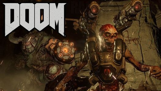 """Latest trailer of a video game reboot of the classic """"DOOM"""" franchise. Game is also known as Doom 4. This latest trailer is a Doom 4 - Fight Like Hell and this channel is first to upload it on DailyMotion. The game is expected to be made with the id Software id Tech6 game engine.  Facebook: https://www.facebook.com/whats.trending.channel/ Dailymotion: http://www.dailymotion.com/whats-trending-now"""