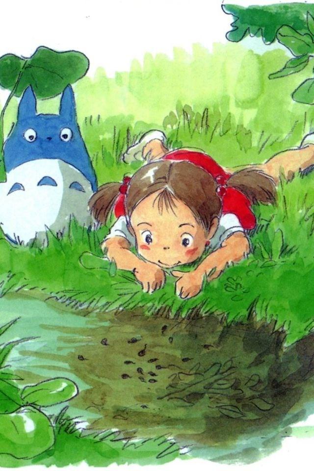 Studio ghibli My Neighbour Totoro (・ω・)ノ