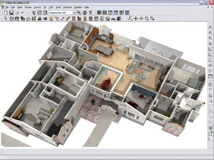 Virtual Home Remodeling With Room Arranger Home Design Software House Design Architect Design House design making software