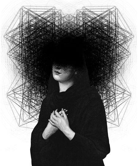maybe too muddled but like the geometrical stuff