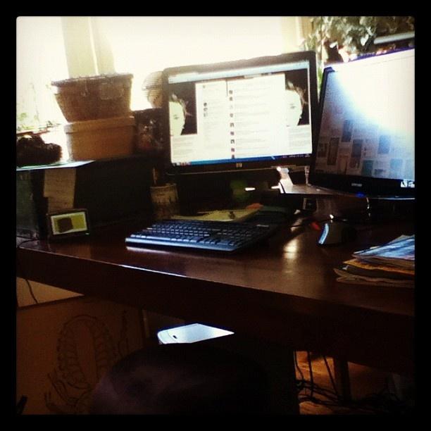 Min rotete #hjemmekontorboka2012 - @wifeincap- #webstagram