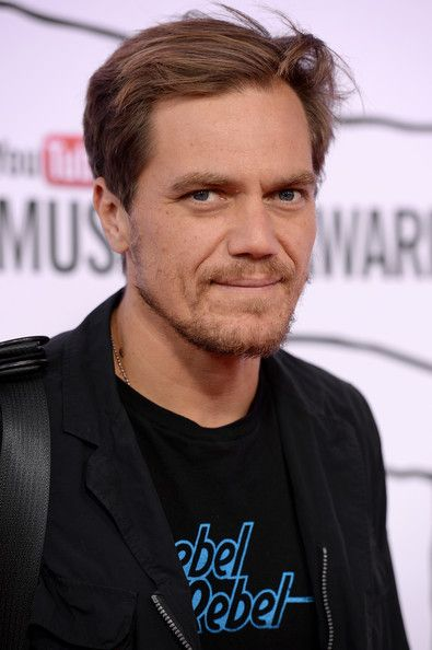 Michael Shannon Photos: Arrivals at the YouTube Music Awards