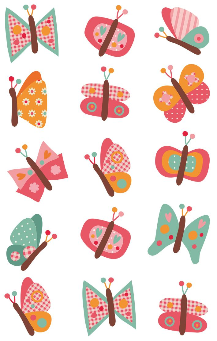 39 best images about mariposas on pinterest patrones for Vinilos mariposas