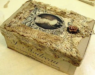 altered box                                                         as