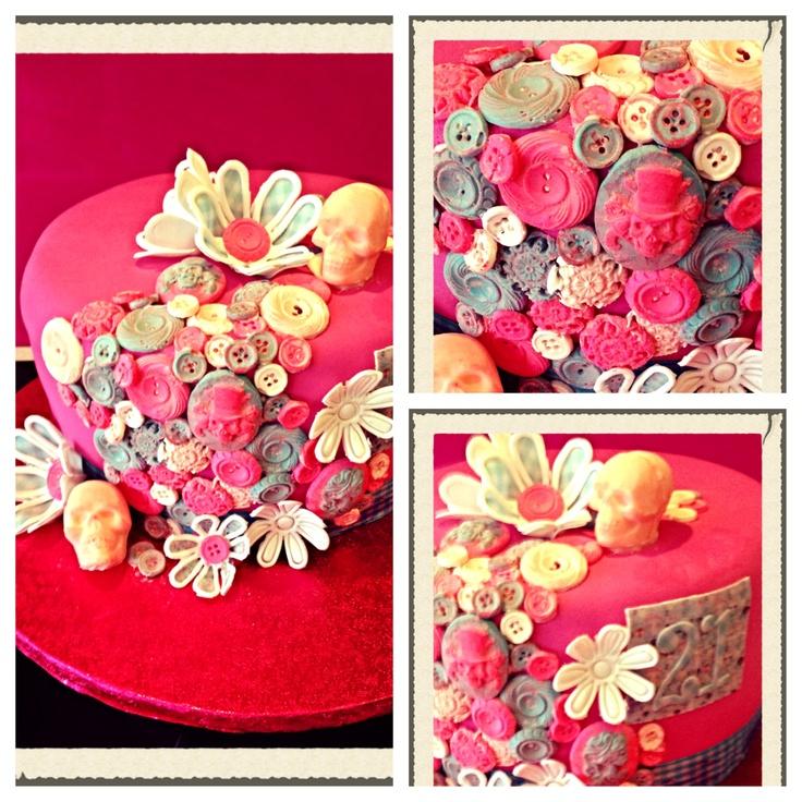 Niamh's 21st birthday cake.