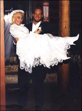 """On December 18, 1992, Steve Williams (""""Stone Cold"""" Steve Austin) married Jeannie Clarke (Lady Blossom), who at the time was working as his valet. This was his second marriage, as his marriage to his high school sweetheart, Kathryn Burrhus, was annulled (November 24, 1990-August 7, 1992). Clarke had also previously been married to """"Gentleman"""" Chris Adams. The couple divorced on May 10, 1999."""