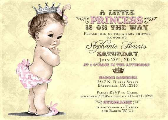 13 best baby shower invitations and birth announcements images on,