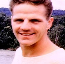 "Jim Elliot -""He is no fool who gives what he cannot keep to gain that which he cannot lose."""