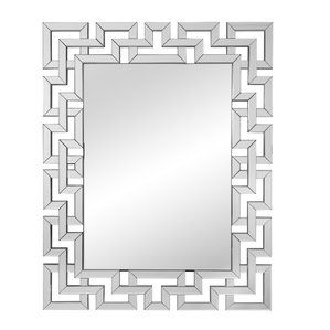 Dominic Rectangle Oversized Wall Mirror