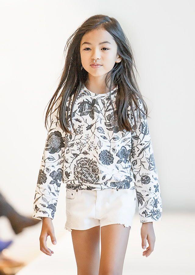 Vêtements enfant : Look été IKKS