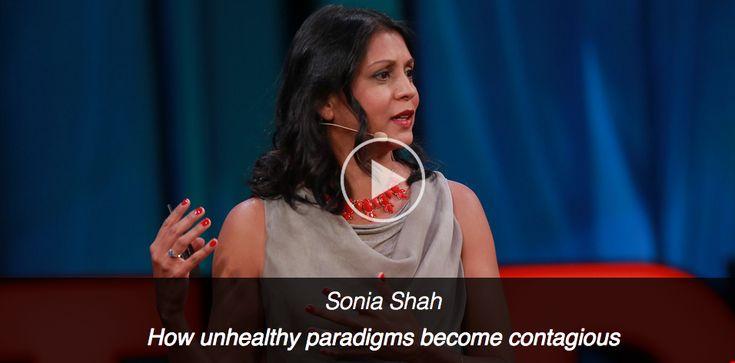 Sonia Shah TED talk