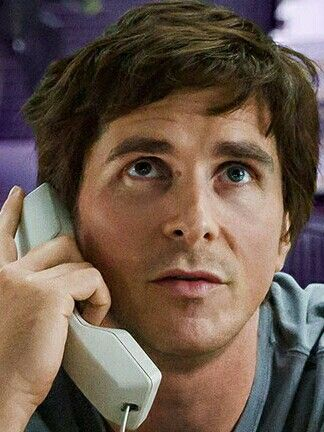 As Michael Burry in The Big Short