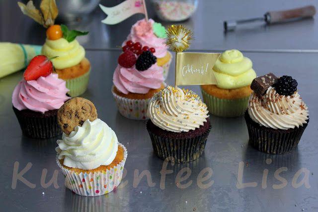 Basic - Vanilla - Cupcake