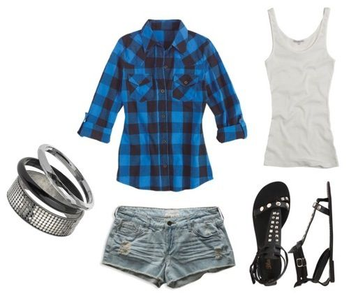 Summer Tomboy Outfits | www.pixshark.com - Images Galleries With A Bite!