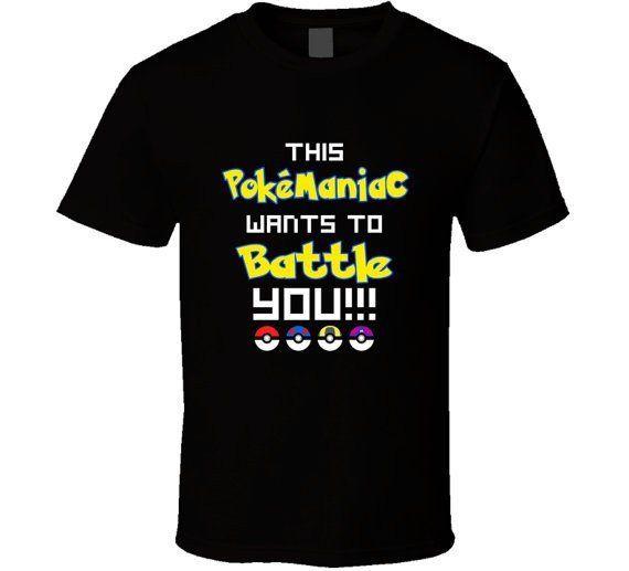 """Pokemon"" T-Shirt - FREE SHIPPING !!!"