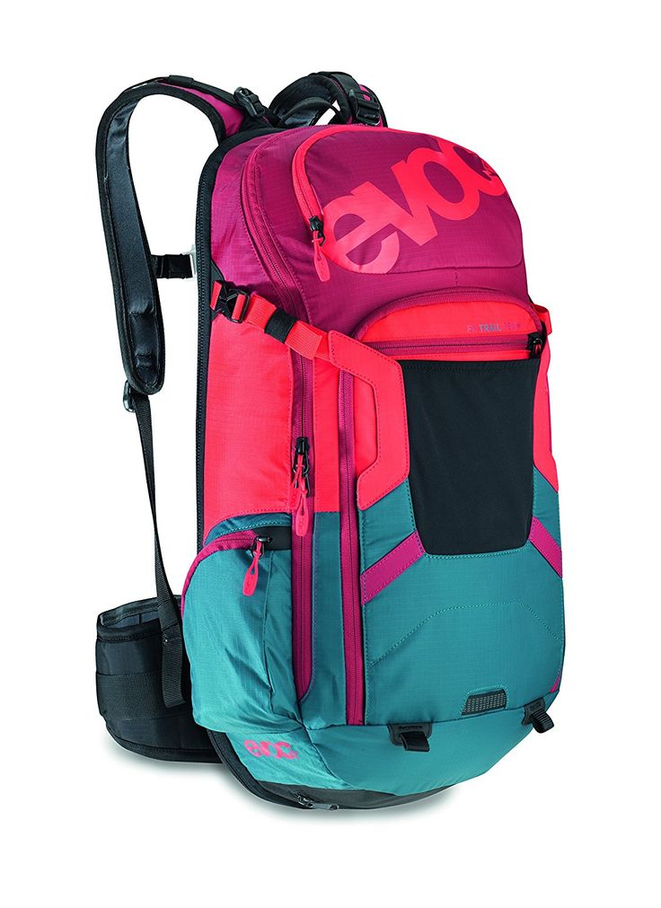 Evoc FR Trail Team Protector Hydration Pack -- Tried it! Love it! Click the image. : Hiking packs