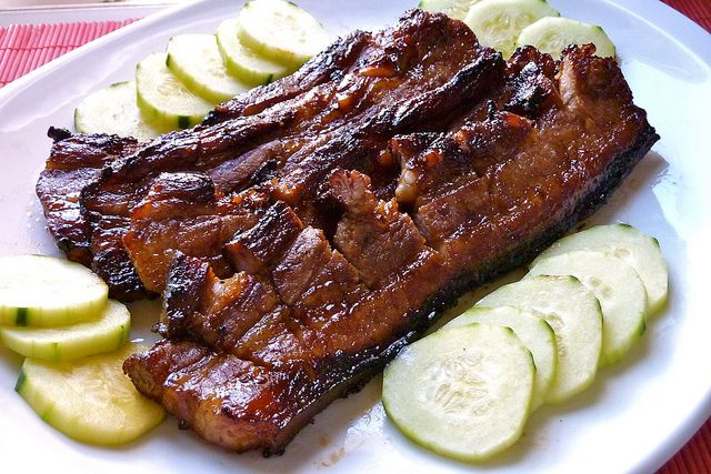 Pork Belly Barbecue