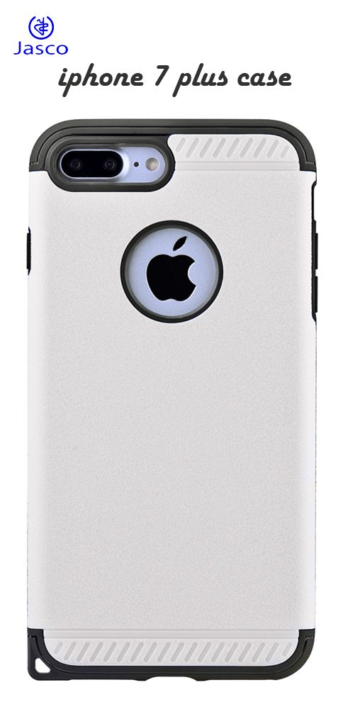iPhone 7 Plus Case Dual Layer Series Shock Absorptive Extreme Impact Ultra Slim Lightweight NO-slip PC+TPU Textured-back 5.5 inch Protective Cell Phone Case for iPhone 7 Plus - White  https://www.amazon.com/Products-Absorptive-Lightweight-Textured-back-Protective/dp/B01NBVK8JW/ref=sr_1_7?ie=UTF8&qid=1494659355&sr=8-7&keywords=iphone+7+plus+case