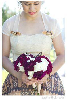 polynesian wedding dresses