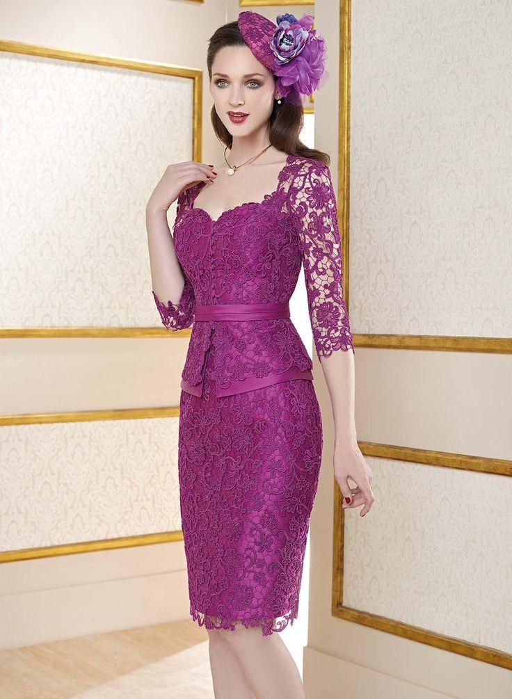 Mejores 7 imágenes de Vestidos en Pinterest | El vestido, Almuerzos ...