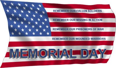 memorial day flags | Looking for rental accommodations for Memorial Day? Let Us Be Your ...