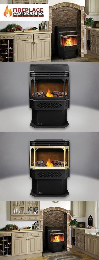Heating Stoves 84184: Napoleon Eco Pellet Cast Iron Wood Pellet Stove Nps45 -> BUY IT NOW ONLY: $3099 on eBay!