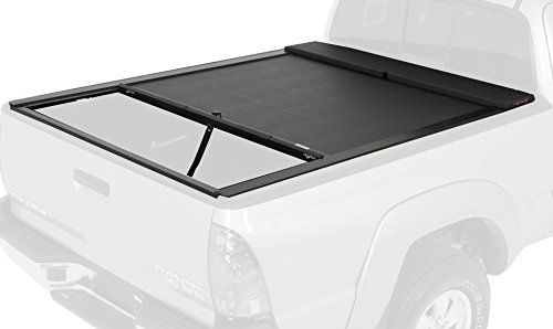 Roll-N-Lock LG507M M-Series Manual Retractable Truck Bed Cover for Toyota Tacoma Double Cab SB 05-09 Roll-N-Lock