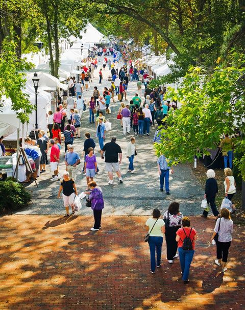Wheaton Arts Festival Of Fine Craft