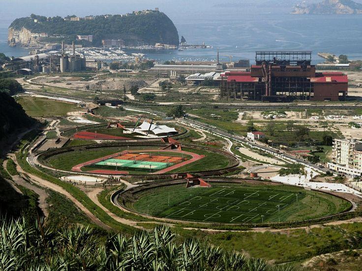 Bagnoli | Parco dello Sport