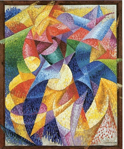 lamer danseuse de gino severini art pinterest articles
