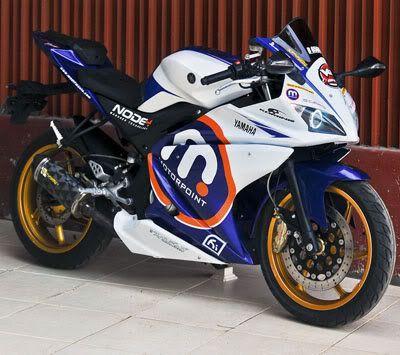 Modifikasi Yamaha New Vixion 2014