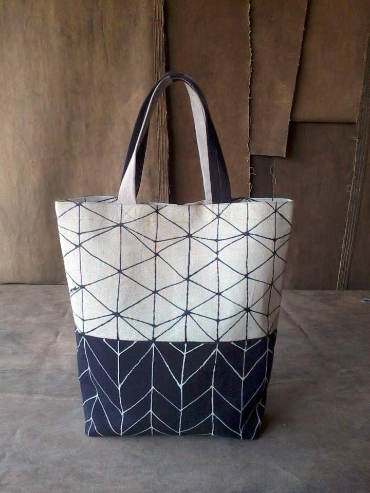 Foldaway Tote - Tropical Camo Abstract by VIDA VIDA LWUgDmqXp