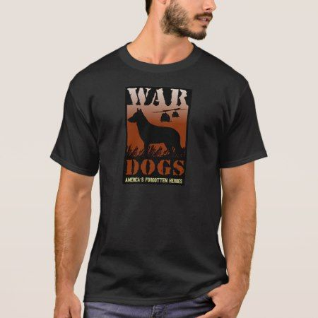 War Dogs Memorial Day T-Shirt - tap, personalize, buy right now!