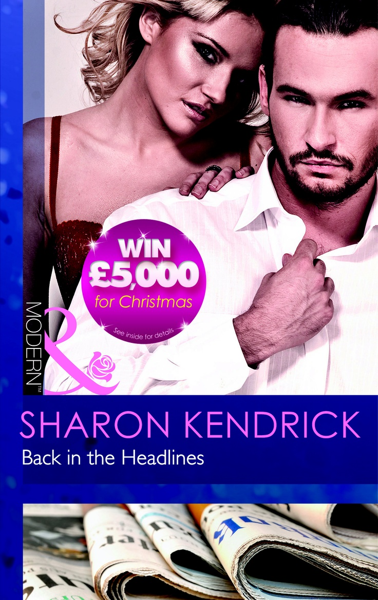 Sharon Kendrick is coming into Romance HQ today! Have you read her latest title? x