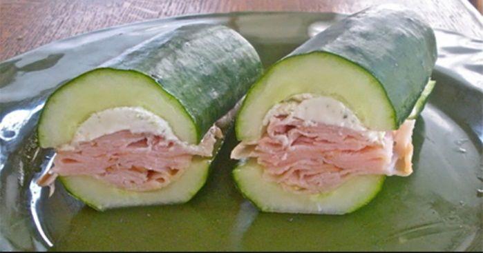 9 spôbov ako pripraviť sendviče bez použitia chleba   Chillin.sk
