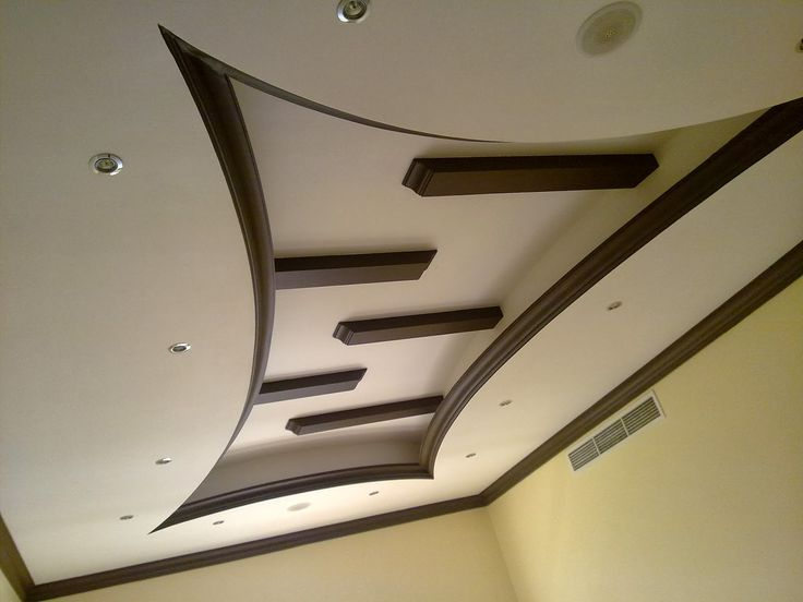 False Ceiling Designs Ideas - http://dorvilhomes.com/false-ceiling-designs-ideas/ : #CeilingDesigns False ceiling designs come up in different varieties which can make a great impact in your room. Dramatic and impressive feel can be enjoyed. These designs support your regular ceiling. They have three main types; metal, gypsum and plaster of paris. Light weight, flexibility and strength are...