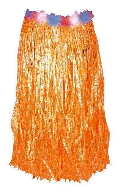 Leuk vrolijk Oranje rokje van 80 cm lang om wat Argentijns temperament toe te voegen aan het WK in Rusland! Misschien is Koningin Máxima wel aanwezig en in voor een dansje! Vlaggenclub heeft nog veel meer vrolijke, originele Oranje versieringen en feestartikelen.
