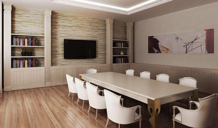 Ofis Dekorasyonu | Memurlar Vakfı