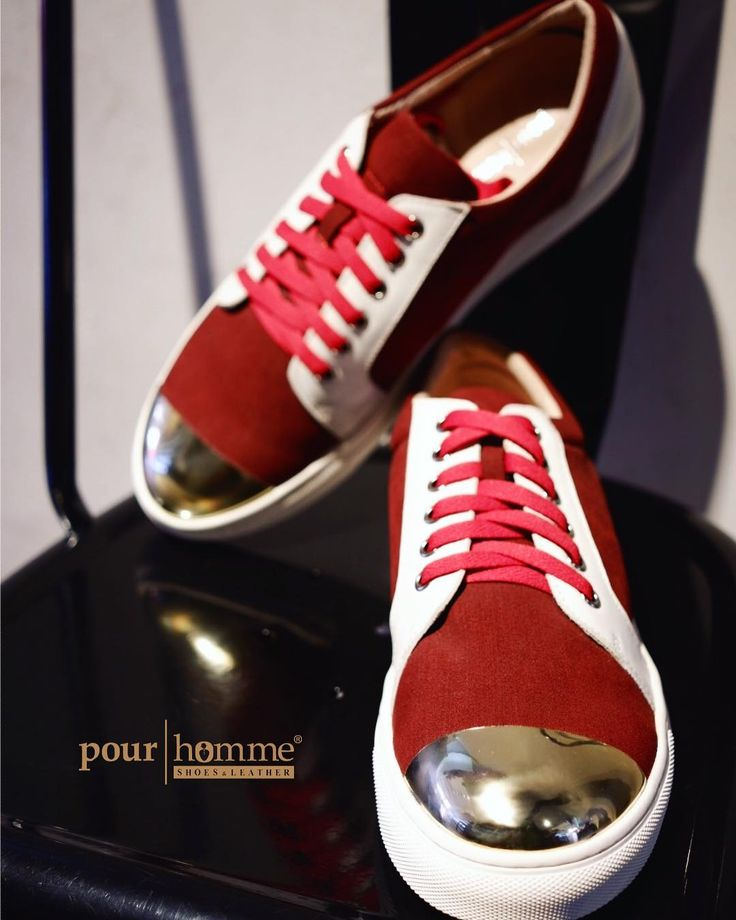 Bloodie Sunnie ;)) ---- Comfort Sneakers from: Pour Homme -