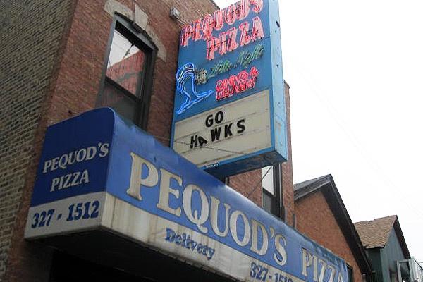 Pequod's Pizza - Lincoln Park, Chicago
